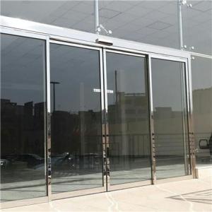 مطلع کردن ازقیمت درب اتوماتیک شیشه ای در تهران