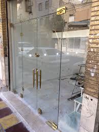قیمت شیشه سکوریت مغازه